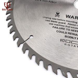 "Image 5 - 10"" 250mm Circular Saw Blade For Wood/Aluminum Cutting General Purpose 40 60 80 100 120 Teeth"