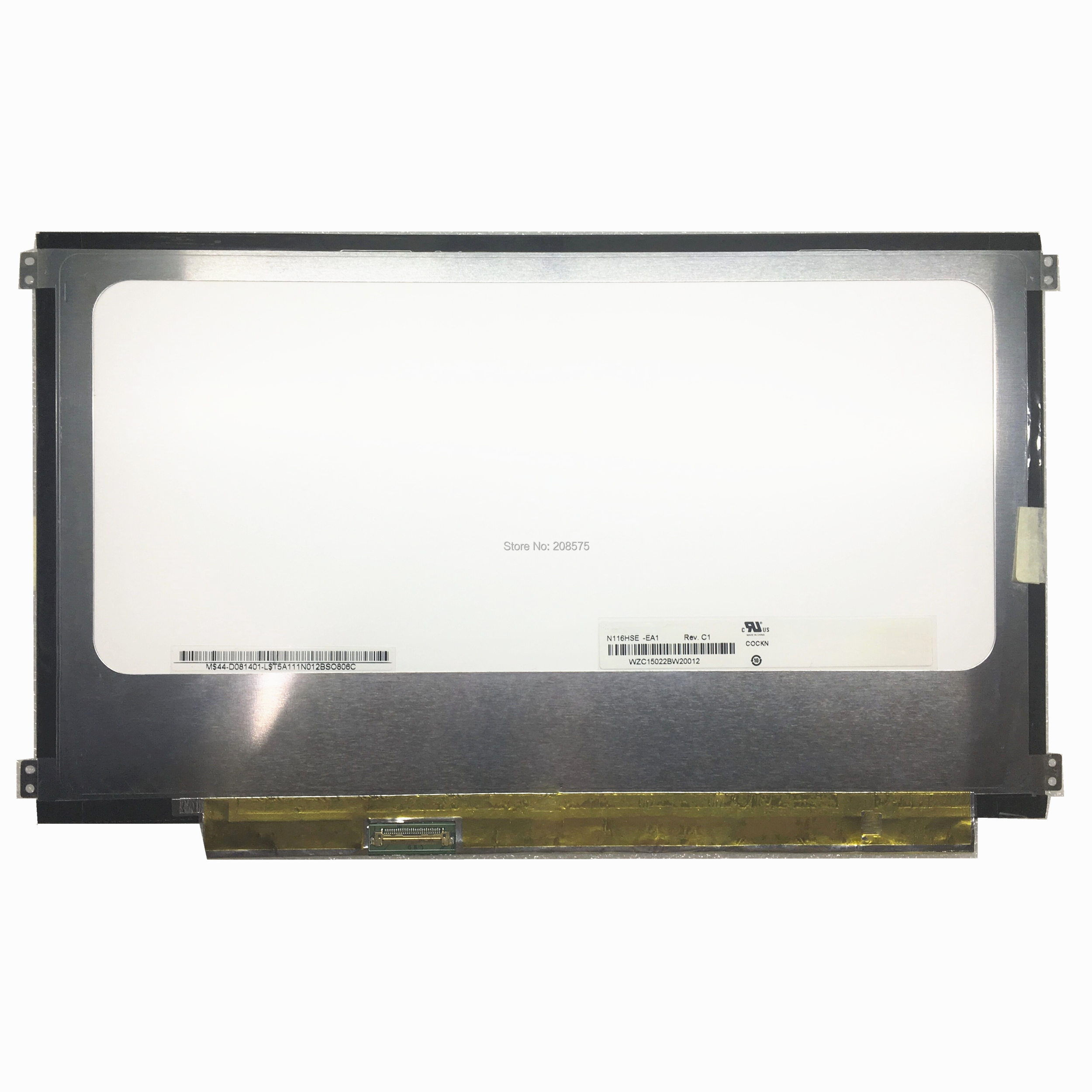 Free Shipping N116HSE EA1 N116HSE EA1 1920 1080 IPS Laptop Lcd Led Screen for ASUS Zenbook