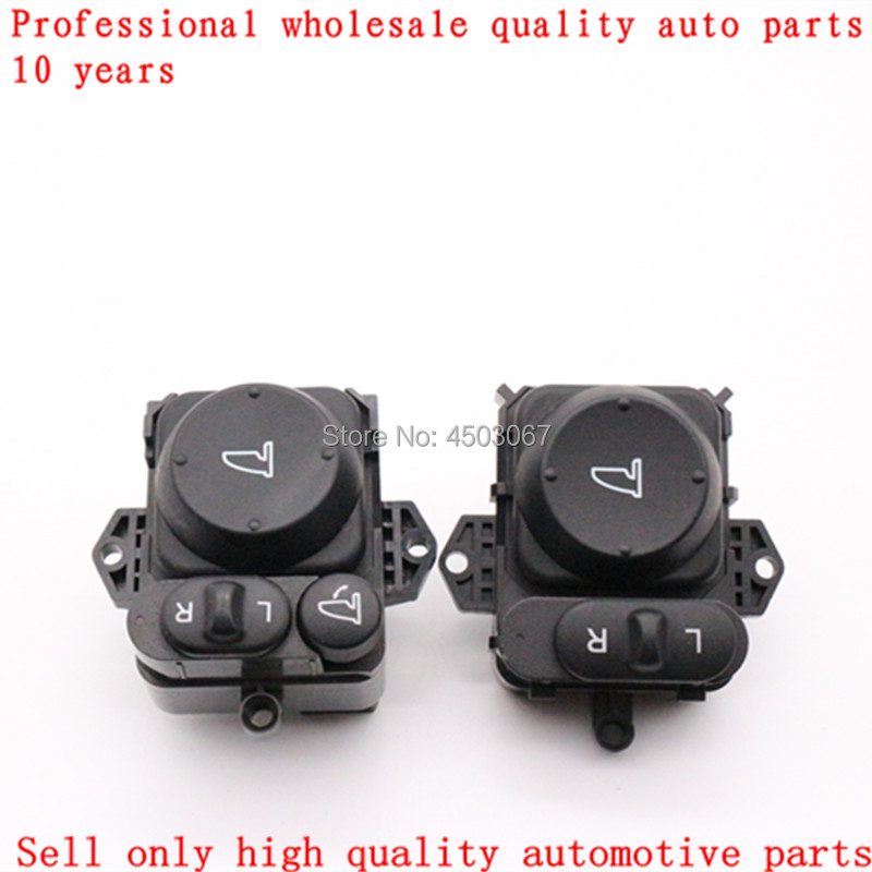Rear view mirror side folding switch button 35190 TA0 003 for Honda 2008 2013 ACCORD Civic
