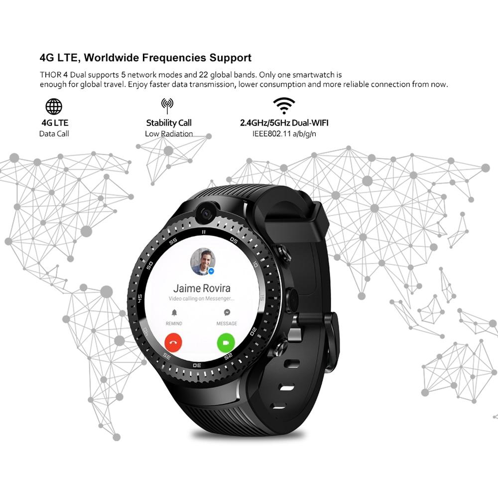 Zeblaze THOR 4 Dual Smart Watch