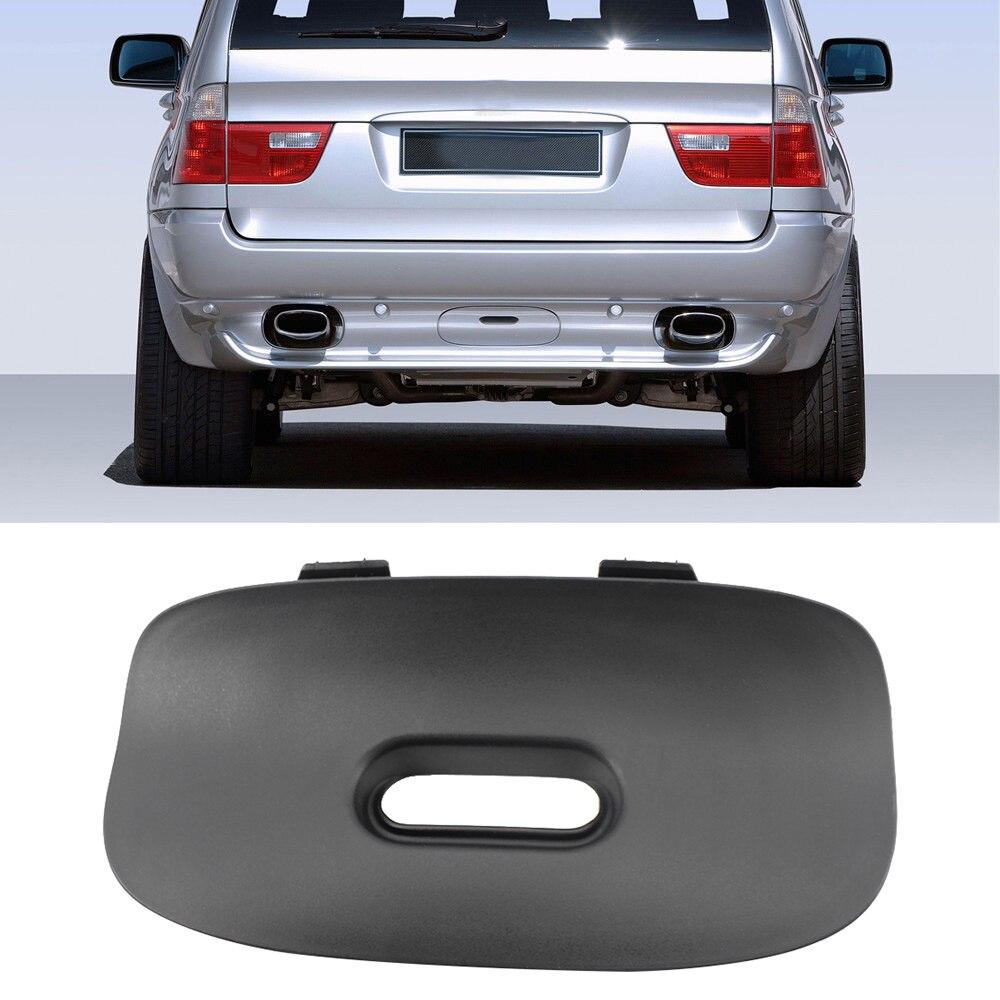2 door BMW 3-series E46 Coupe 2003-2006 Front bumper hook cover cap tow trim