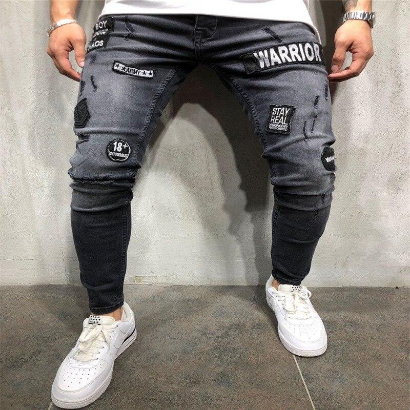 Venta De Pantalones Largos Rotos Hombre Ideas And Get Free Shipping 52d42lh4