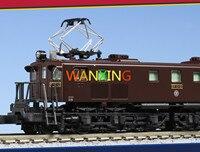 N Модель пропорциональный поезд модель Электрический локомотив EF1312 автомобиль игрушки для детей Бесплатная доставка