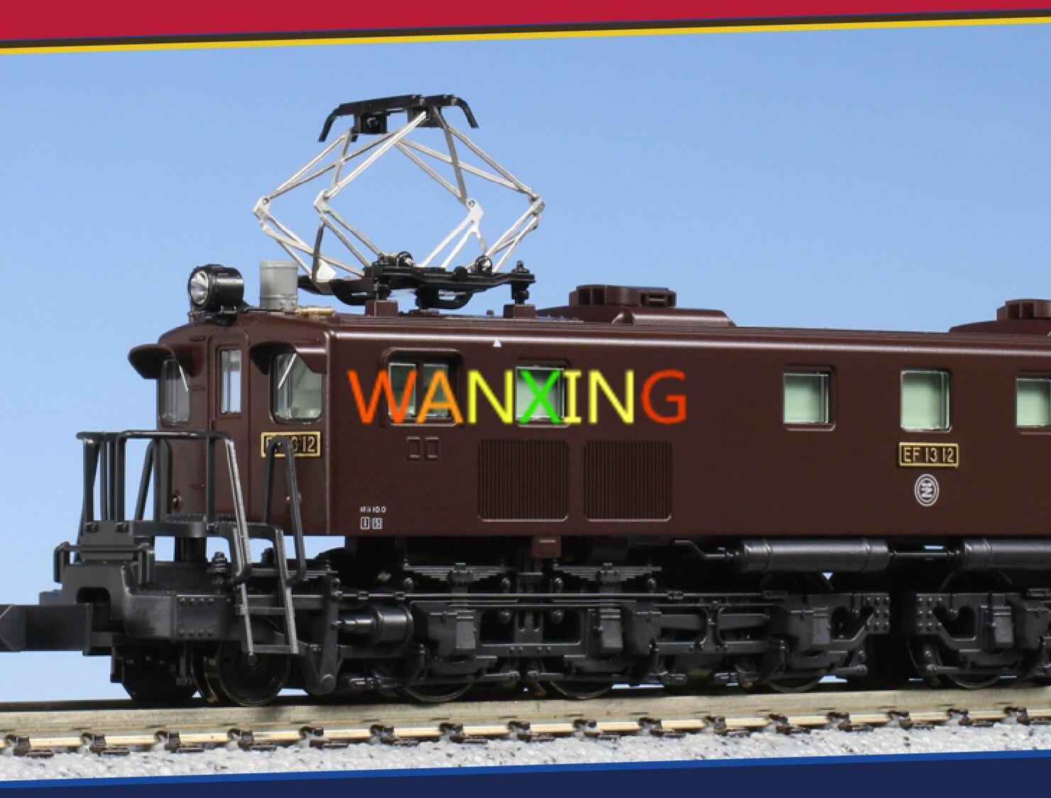 N modèle de Train proportionnel modèle Locomotive électrique EF1312 voiture jouets pour enfants livraison gratuite