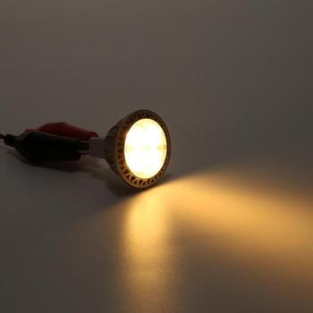 Sostituzione Led Per Lampadina Alogena | 6 Pcs GU4/GU5.3 3 W/7 W 12 V Mini HA CONDOTTO La Lampadina 4LED/6LED Luce Calda Sostituzione Della Lampada Alogena Illuminazione Di Interni Luce