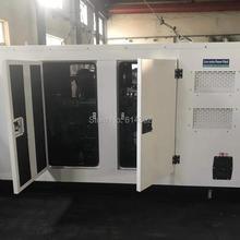 Китайский поставщик 100 кВт звукоизоляционный генератор weichai 100 кВт тихий дизельный генератор с бесщеточным генератором