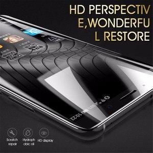 Image 3 - 10D kavisli hidrojel yumuşak Film Sony Xperia Xa 1 2 artı Ultra tam kapak XZ 2 3 Premium XZ1 XZ S kompakt HD ekran koruyucu