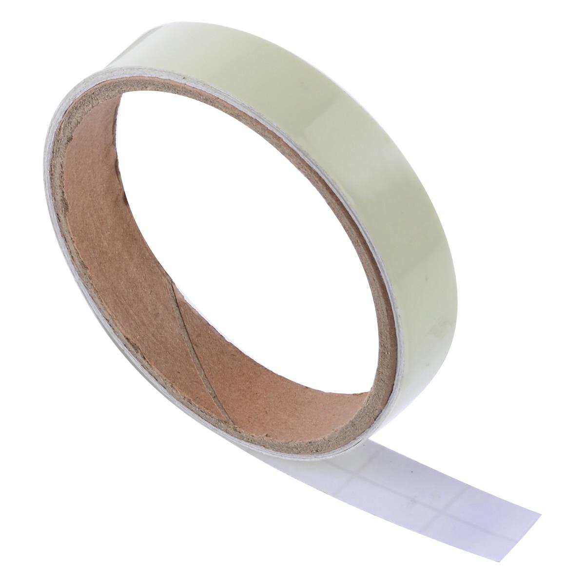 1 Pc 1,5 Cm * 1 M Leucht Band Self-adhesive Warnung Nacht Vision Glow In Dark Sicherheit Glowing Dark Markante Warnband