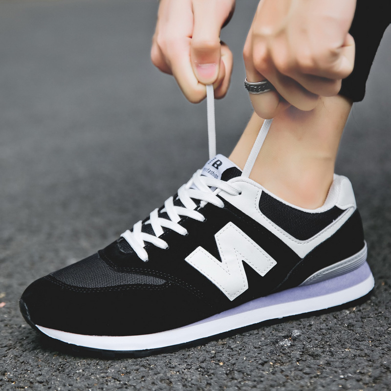 Men Sport Shoes 2019 New Style Running Shoes For Man Tennis Shoes Breathable Mesh Air Balance Sneakers Male Run Zapatos HombreMen Sport Shoes 2019 New Style Running Shoes For Man Tennis Shoes Breathable Mesh Air Balance Sneakers Male Run Zapatos Hombre