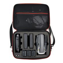 Waterproof Storage Bag Hardshell Handbag Case for Carrying DJI MAVIC Air Drone & 3 Batteries and Accessories Carry Bag With St
