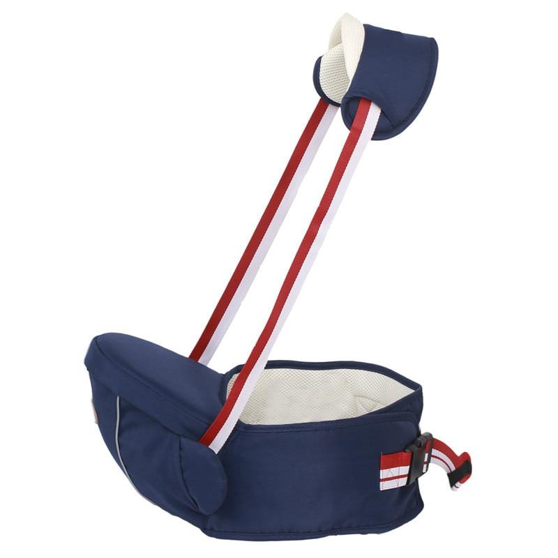 Breathable Baby Carrier Baby Waist Stool Baby Carrier Single Stool Child Seat Stool Belt Kangaroo Belt Baby Hip Seat Bracket W
