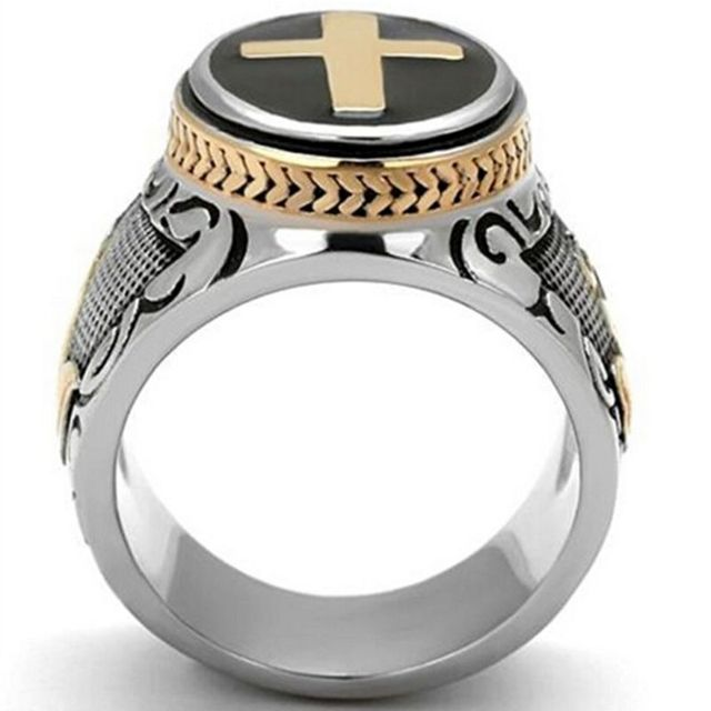 Knight templar crusaders signet rings 4