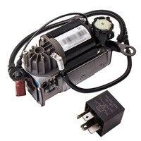 Air Suspension Compressor Pump For Audi S8 A8 D3/4E Diesel 10/12 Cylinder 4E0616007E 4E0616005E 4E0616007C