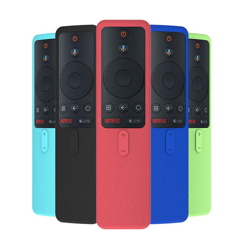 Tv Remote Control Case For Xiao Mi Mi Box S Remote Controller Di Case For Xiao Mi Soft Plain At A Distance Protection Control
