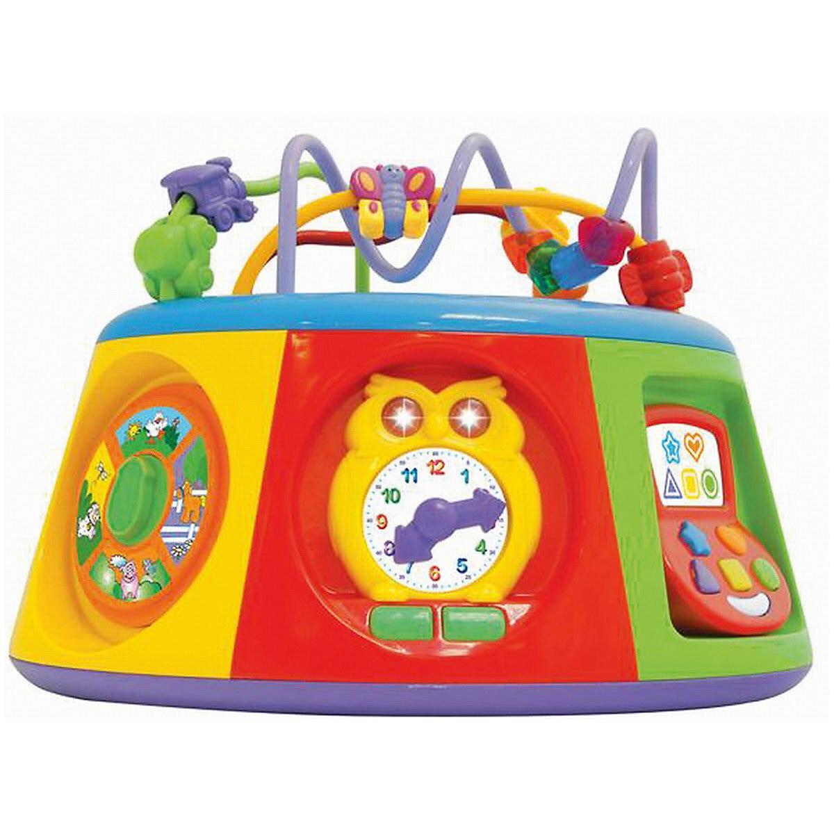 Kiddieland triagem, nidificação & empilhamento brinquedos 5054088 aprendizagem educação bizybord brinquedos mtpromo
