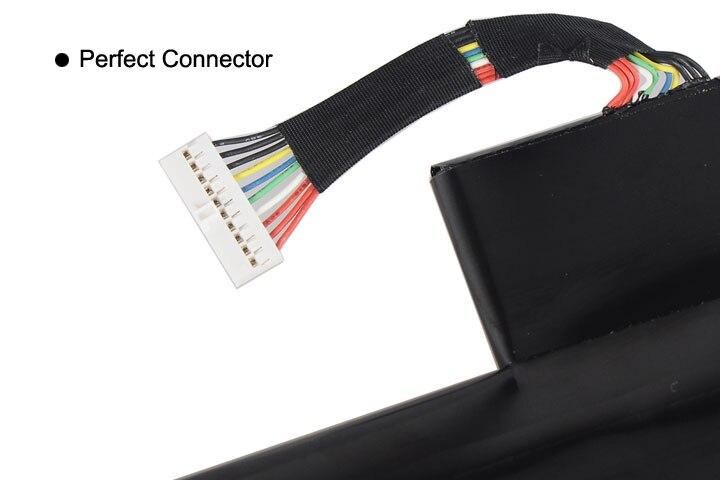KingSener Nouveau BTY-L76 batterie d'ordinateur portable Pour MSI GS70 MS-1771 1772 1774 GS72 WS72 XMG C703 S4217T MD98543 BTY-L76 11.1 V 5400 mAh - 4