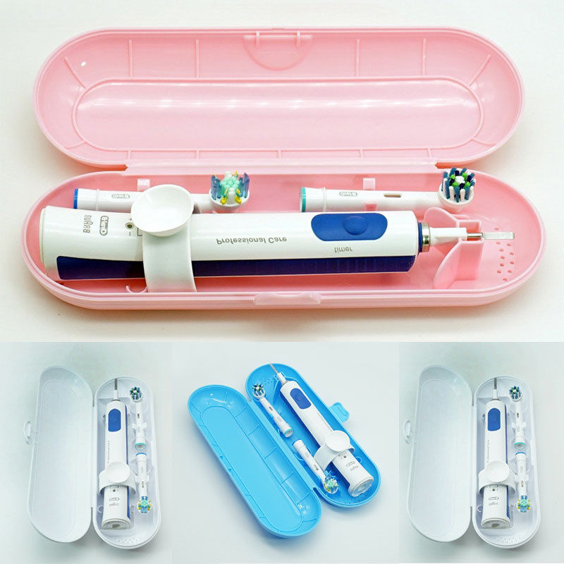 For Oral B Electric Toothbrush Holder Cover Case Traveling Portable Brush Box
