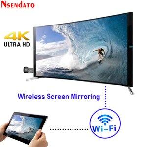 Image 4 - Anycast M100 2.4G/5G 4K 미라 캐스트 모든 캐스트 무선 DLNA AirPlay TV 스틱 Wifi 디스플레이 동글 수신기 IOS 안 드 로이드 PC