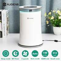 2019 New Air Purifier Ionizer With HEPA Filter Ion filter Air Washing Remove 99.0% Odor Smoke Dust PM2.5 Air Cleaner For Home
