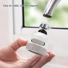Вращающийся на 360 градусов кухонный кран аэратор распылительная головка водопроводной фильтр диффузор 3 режима Регулируемая насадка для кухонного крана