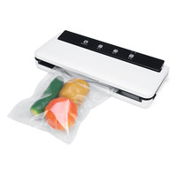 Automatic Vacuum Sealer Packer Vacuum Air Sealing Packing Machine For Food Preservation Dry/Wet/Soft Food