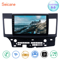 Seicane Android 9.0 10.1Car Radio Head Unit GPS Navigation Multimedia Player For Mitsubishi Lancer ex 2008 2009 2010 2011 2015