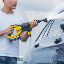 Jimmy JW31 Car High Pressure Power Water Gun Pressure Washer Cordless Jet Garden Car Washer 5 Modes Adjustable Hose 6M Length