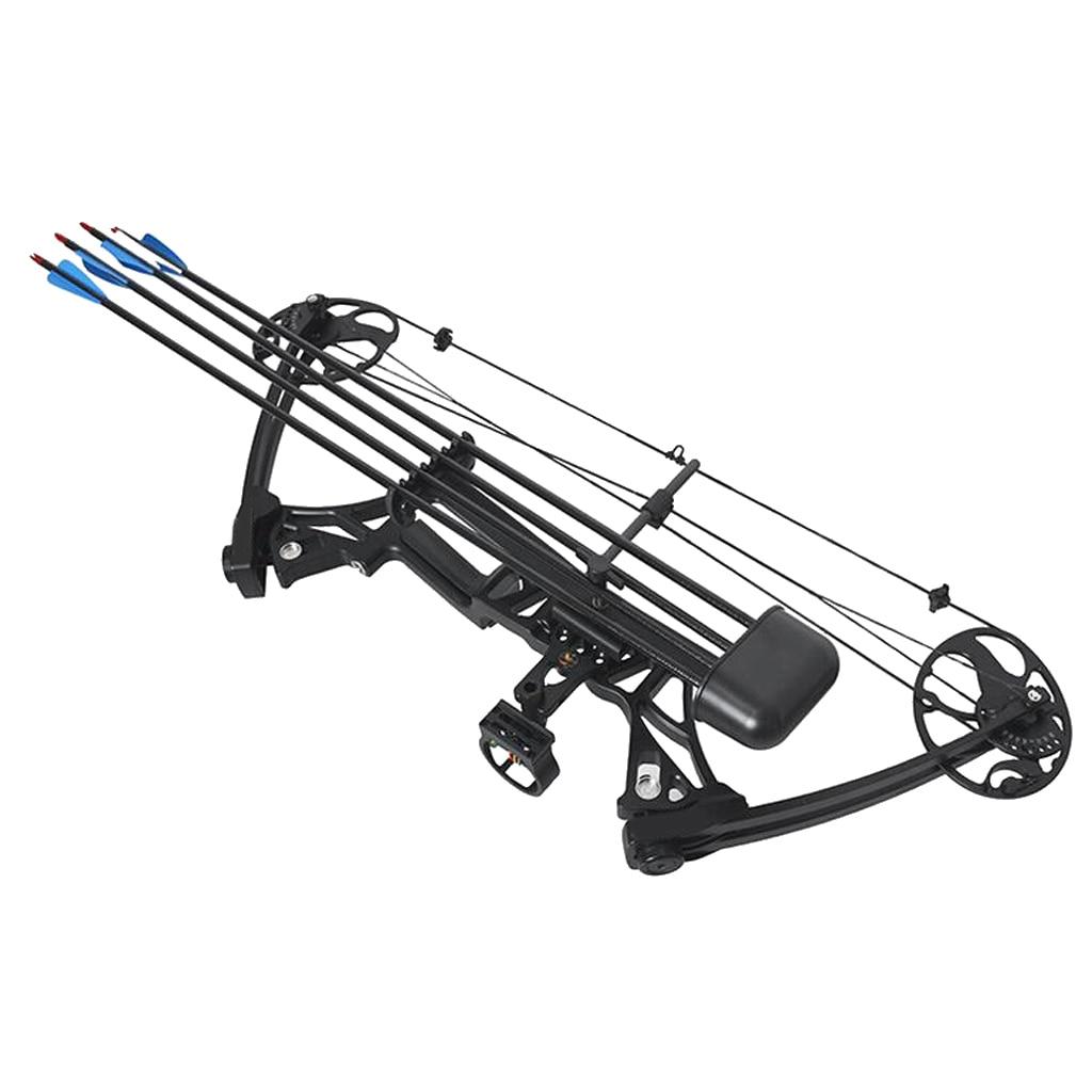 Detachable 4-Arrow Plastic Bow Quiver Premium Arrow Holder Case Hunting Archery  Compound Recurve Bow  Accessories Universal