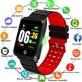LIGE Новый Умный Браслет монитор сердечного ритма умные часы мужские фитнес-трекер спортивные часы для мужчин часы для IOS Android