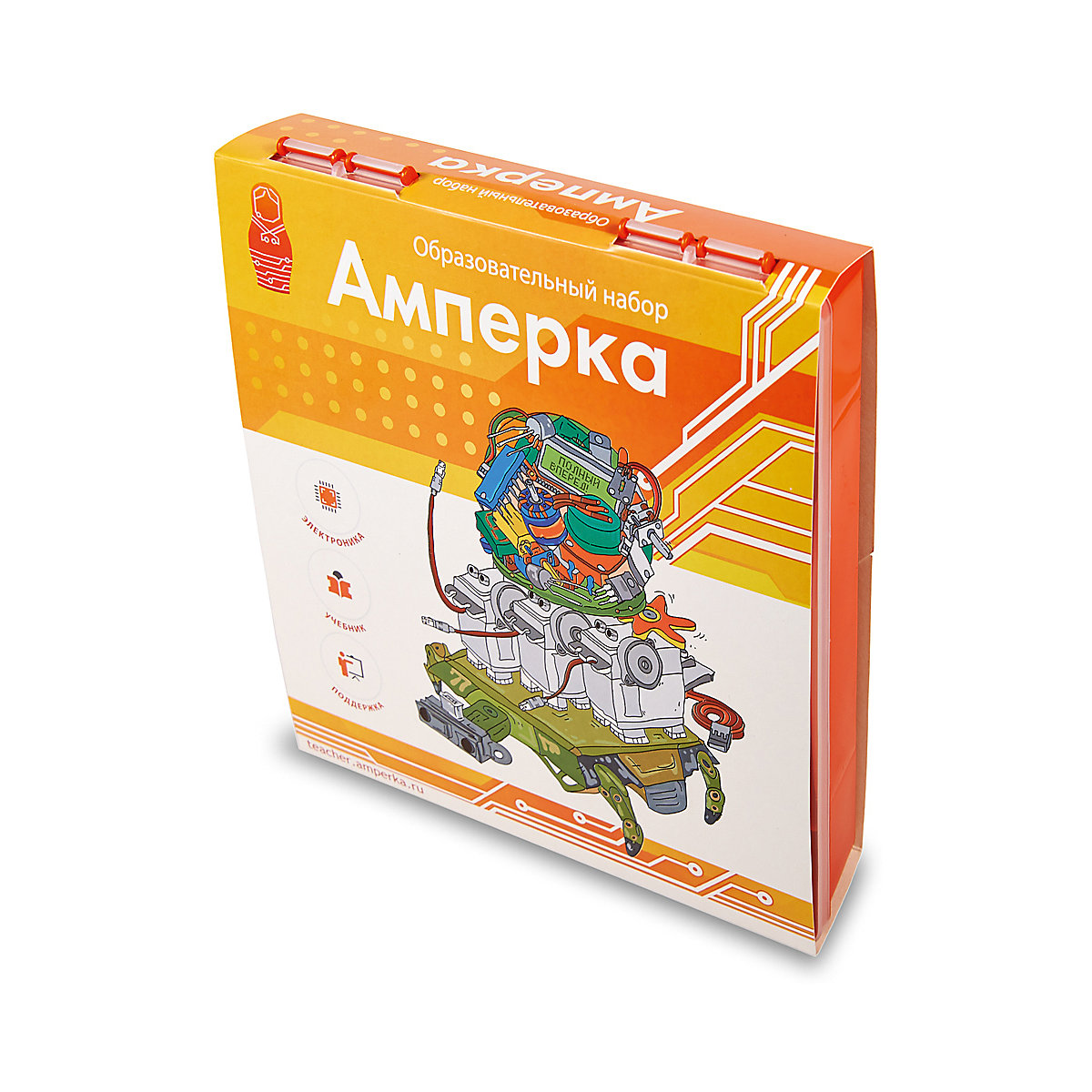 AMPERKA Blocks 5427690 toys for boys girls building construction educational developing toy game play team modeling boy girl играем вместе рюкзак ранец минни маус disney