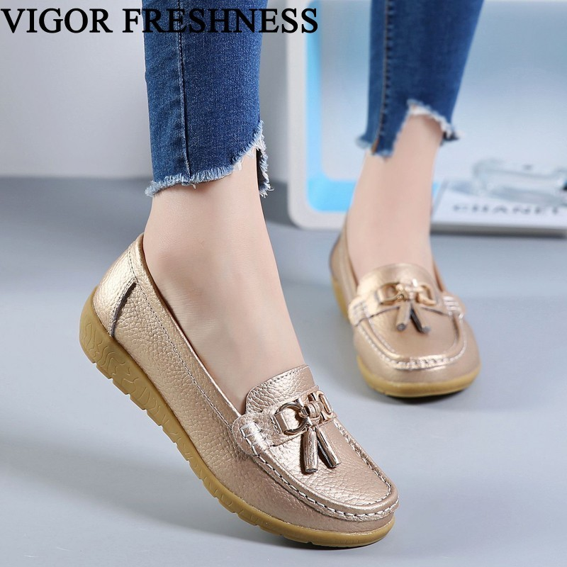 d44cbbf32e4 Buy wedge heel loafers and get free shipping on AliExpress.com