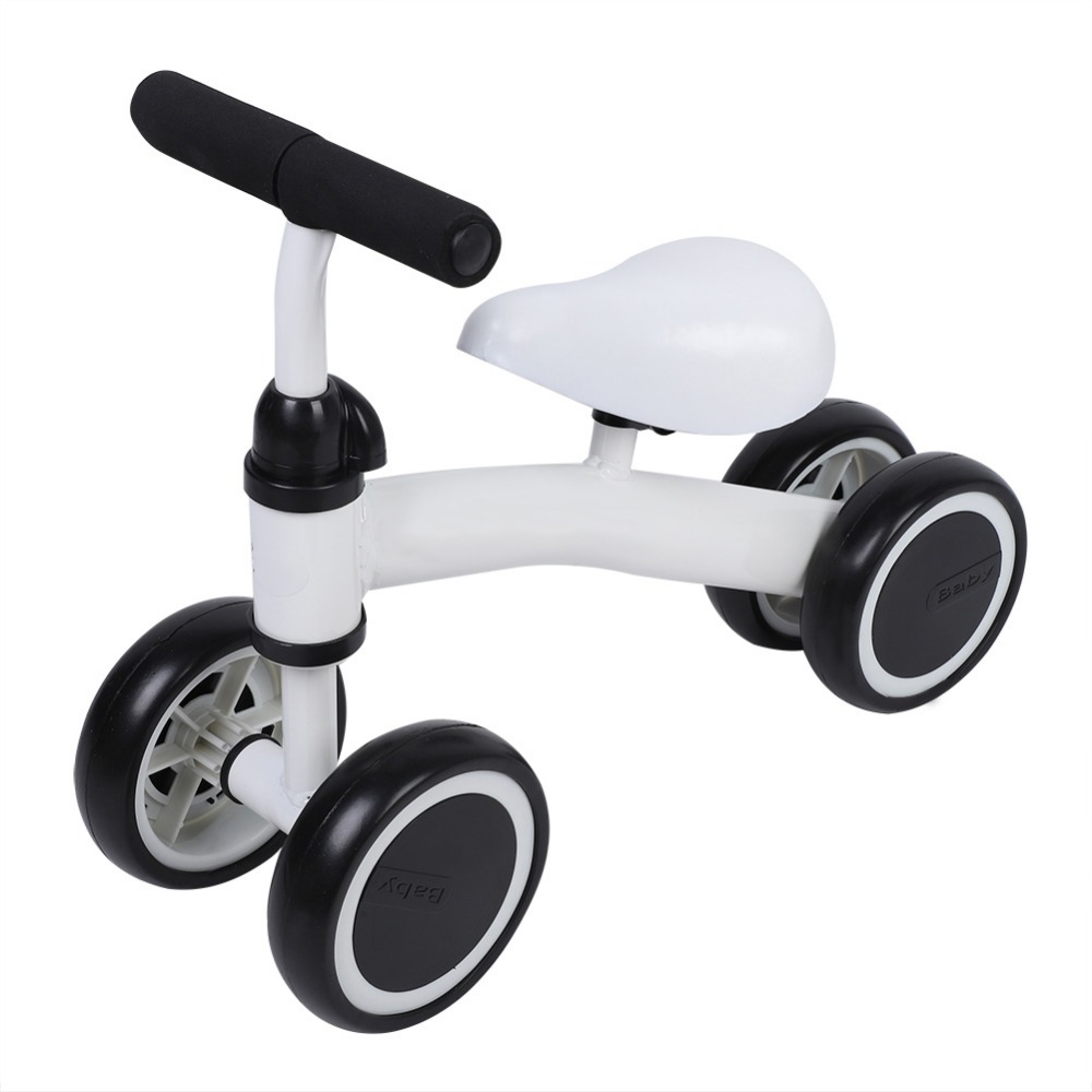 Children No Pedal Bicycle Mini Kids Balance Bicycle Children Cycling Walk Training Learning Bike Suitable for Innrech Market.com