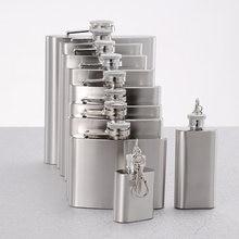 1-10 oz yüksek kaliteli şarap viski Pot şişe cep şişesi tiryakisi alkol şişesi taşınabilir Drinkware paslanmaz çelik