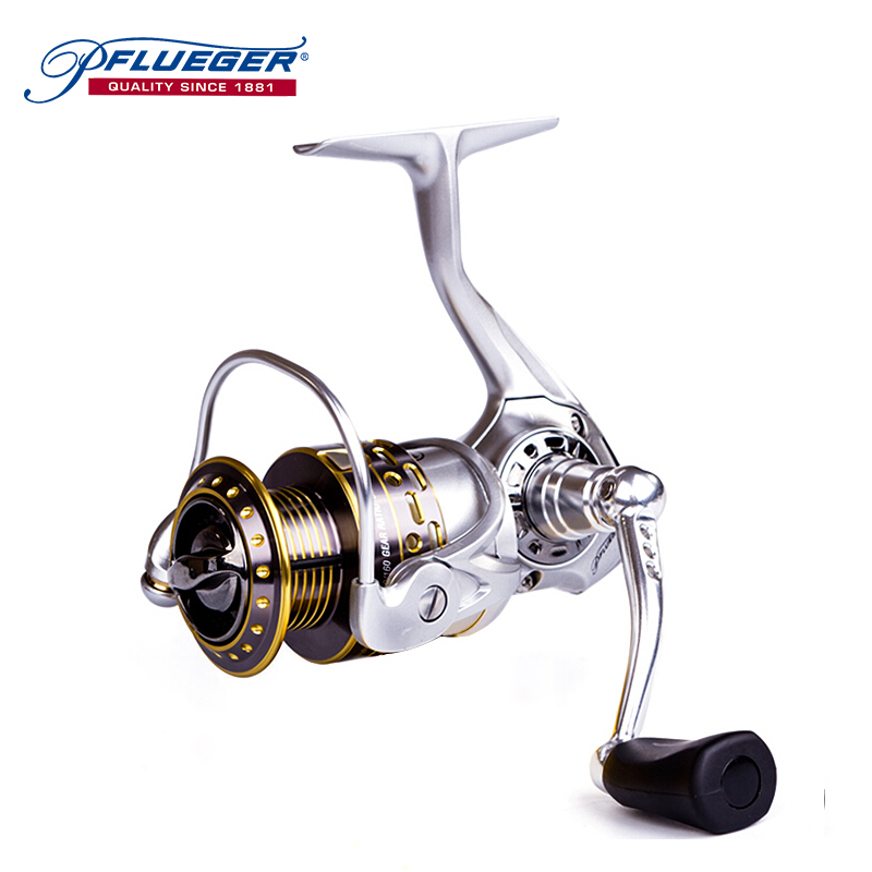 Original Pflueger Supreme SUPSP25X 30X 35X Spinning Fishing Reel 8BB 5.2:1 6.2:1 Metal Magnesium Body Saltwater Fishing ReelOriginal Pflueger Supreme SUPSP25X 30X 35X Spinning Fishing Reel 8BB 5.2:1 6.2:1 Metal Magnesium Body Saltwater Fishing Reel