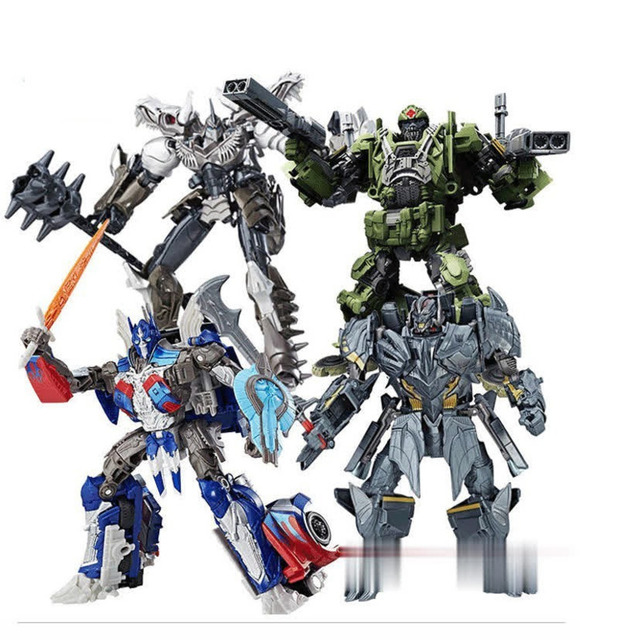 Série Modèle Transformation Figure Offre Anime Film Voyager nO8vmNwy0