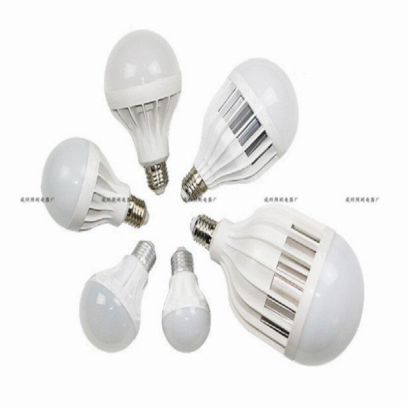 wholesale AC160-250V led 220v e27 bulb lamp 3w 5w 7w 9w 12w 10pcs/lot free shipping