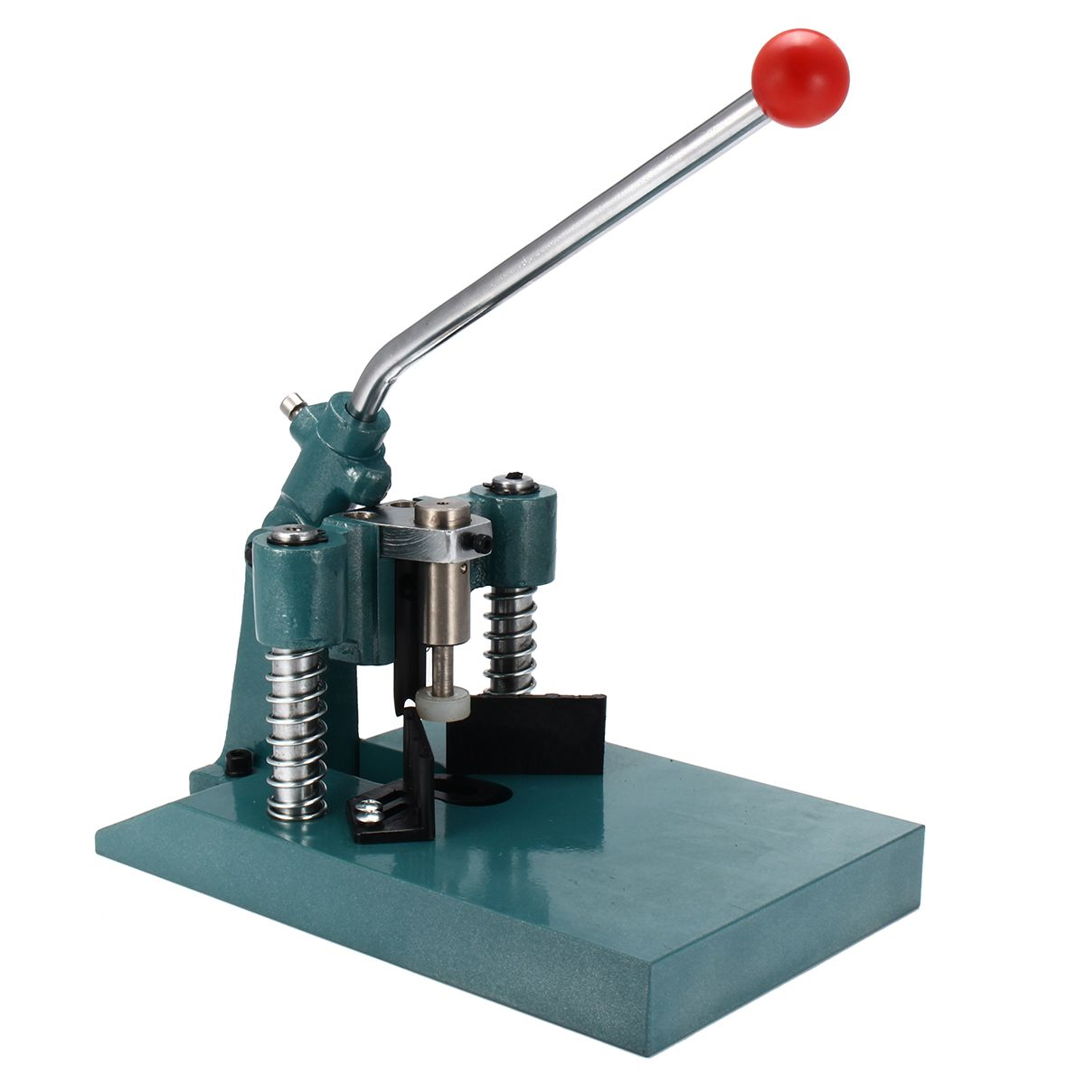 Manual Corner Rounder Punch Metal Cutter With Two Kinds Blades R6(1/4Inch) R10(3/8Inch) PVC Paper Alumium Stack Machine Tools