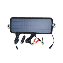 цена на Hot 12V 4.5W Solar Panel Portable Monocrystalline Solar Charger Module For Car Automobile Boat Rechargeable Power Battery blac