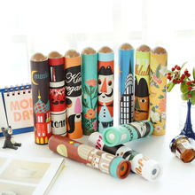 Changeable Colorful World Exterior Bird City Changing Scenery Children Educational Toys For Kids Creative Gifts Various