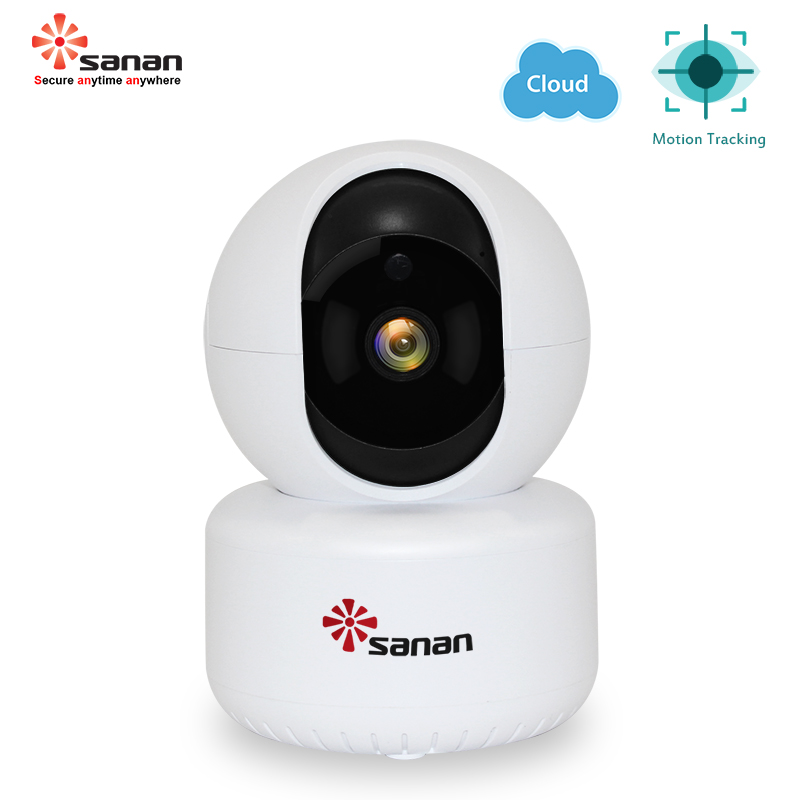 Sanan Home Security IP Camera Night Vision 1080P Smart Wifi Camera Intelligent Auto Tracking Of Human Wireless CCTV Camera iCSeeSanan Home Security IP Camera Night Vision 1080P Smart Wifi Camera Intelligent Auto Tracking Of Human Wireless CCTV Camera iCSee