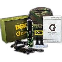 ДГК сухой травы испаритель 2200 мАч Термостат Регулятор батарея ДГК травяной воск Vape электронная сигарета snp dg G pro
