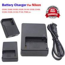 MH-24 Camera Battery charger for Nikon EN-EL14 D3200 D3300 D5300 D5500 P7100
