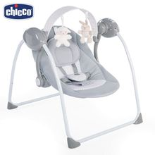 Качельки Chicco Swing Relax & Play Cool Grey