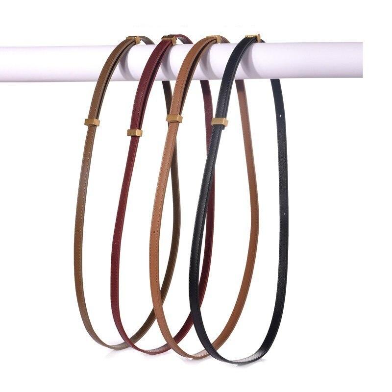 Small Square Bag Special Genuine Leather Bag Belt With Shoulder Bag Shoulder Strap Diagonal Cross Tofu Bag Strap Accessories
