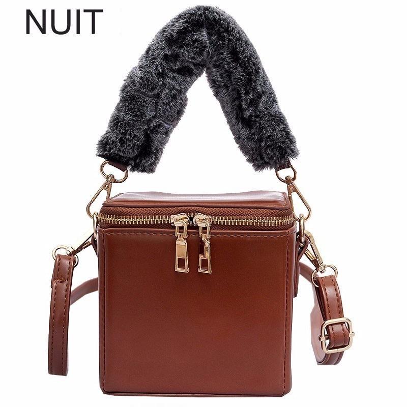 Brand Lady Vintage Pu Leather Small Luxury Handbags Women Bags Designer High Fashion Shoulder Bag Crossbody Bag For Female