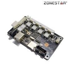 Zonestar ZMIB Reprap 3D Printer Controller Board Highly Integrated Mini Mother board ATMEGA1284P For Z5 Z6