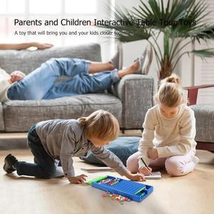 Image 2 - Familie Grappige Puzzel Game Code Breken Speelgoed Mastermind Intelligentie Spel Kinderen Speelgoed