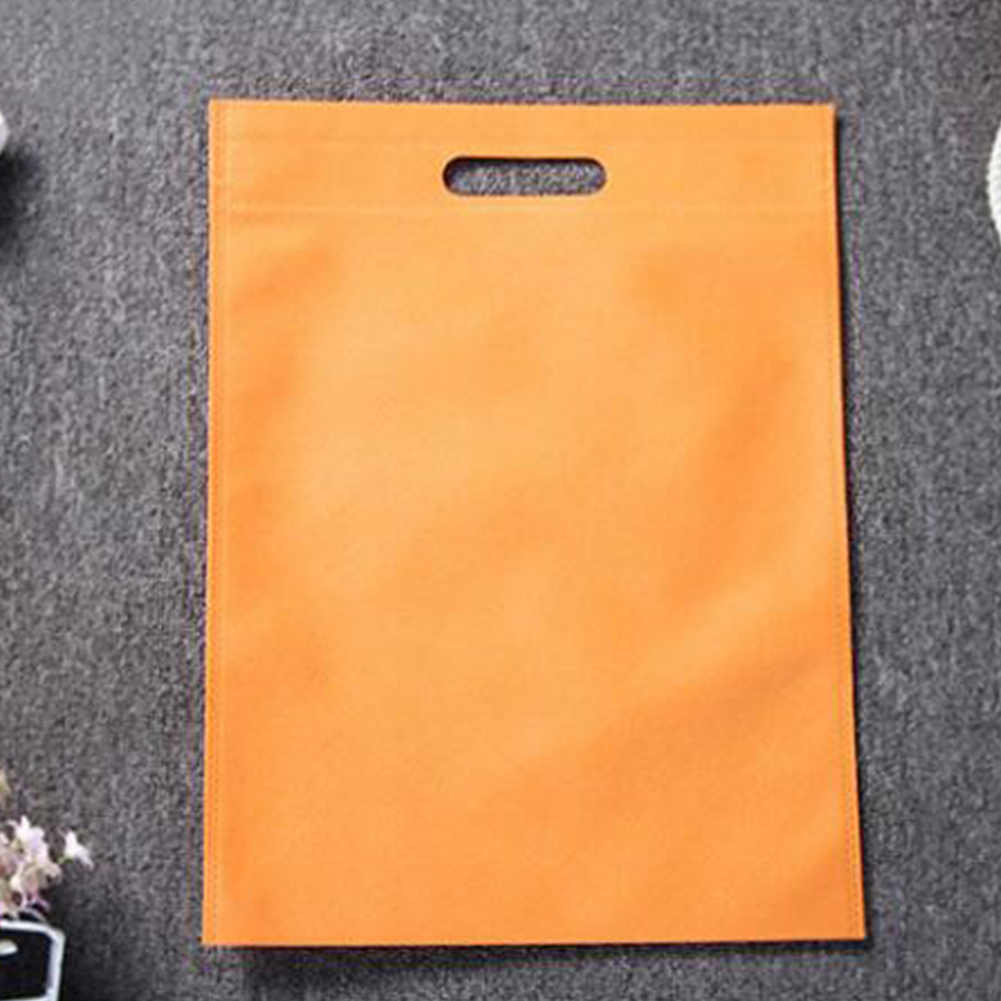 Mới 30X40 Cm Có Thể Tái Sử Dụng Túi Eco Vải Cotton Túi Gấp Mua Sắm Túi Tote Nữ/Giày/chrismas Tạp Hóa Túi Túi Shopper