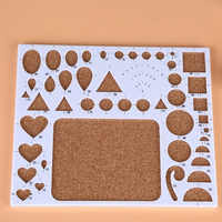 1PC Quilling board Corkboard Template Paper Paper-scrolling Filigree Mosaic Quilling DIY Carft Paper Quilling Tool