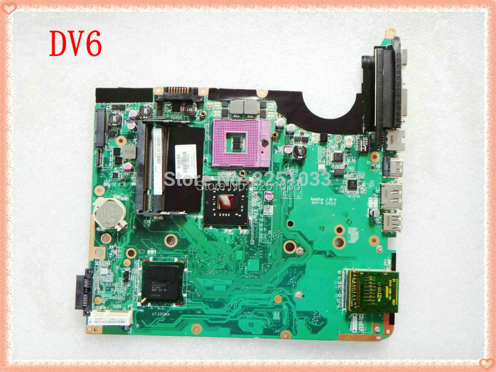 518433-001 for HP PAVILION NOTEBOOK PC DV6-1000 Motherboard DV6T-1200 NOTEBOOK PGA478 DDR2  Free Shipping518433-001 for HP PAVILION NOTEBOOK PC DV6-1000 Motherboard DV6T-1200 NOTEBOOK PGA478 DDR2  Free Shipping